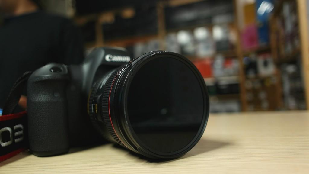 Filtro ND Canon 24-70mm f/4