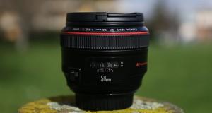 Generale Canon 50mm f/1.2