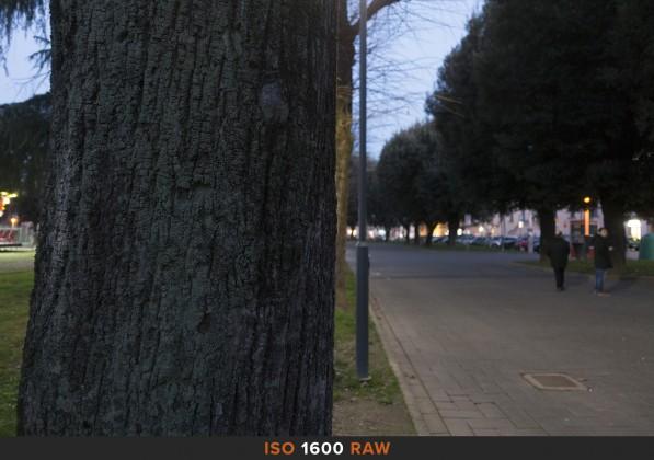 ISO1600 RAW Sony RX100 Mk II
