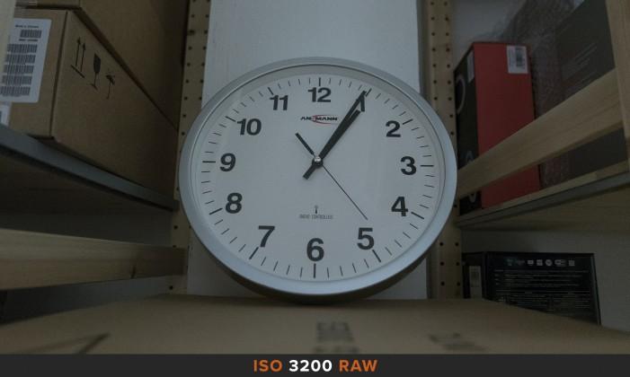 ISO3200 RAW Panasonic LX100