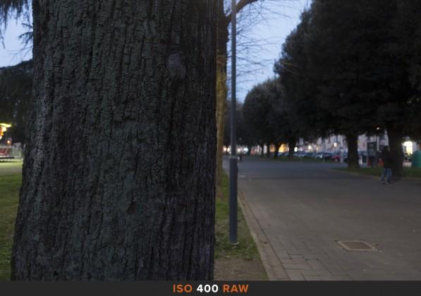 ISO400 RAW Sony RX100 Mk II