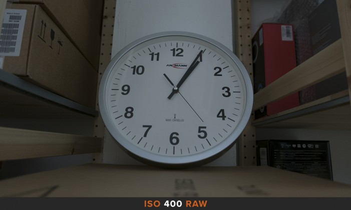 ISO400 RAW Panasonic LX100