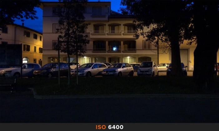 ISO6400 Video Sony RX100 Mk IV