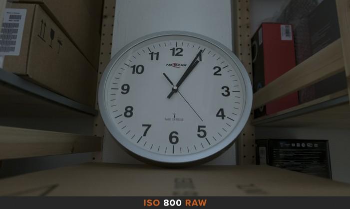 ISO800 RAW Panasonic LX100