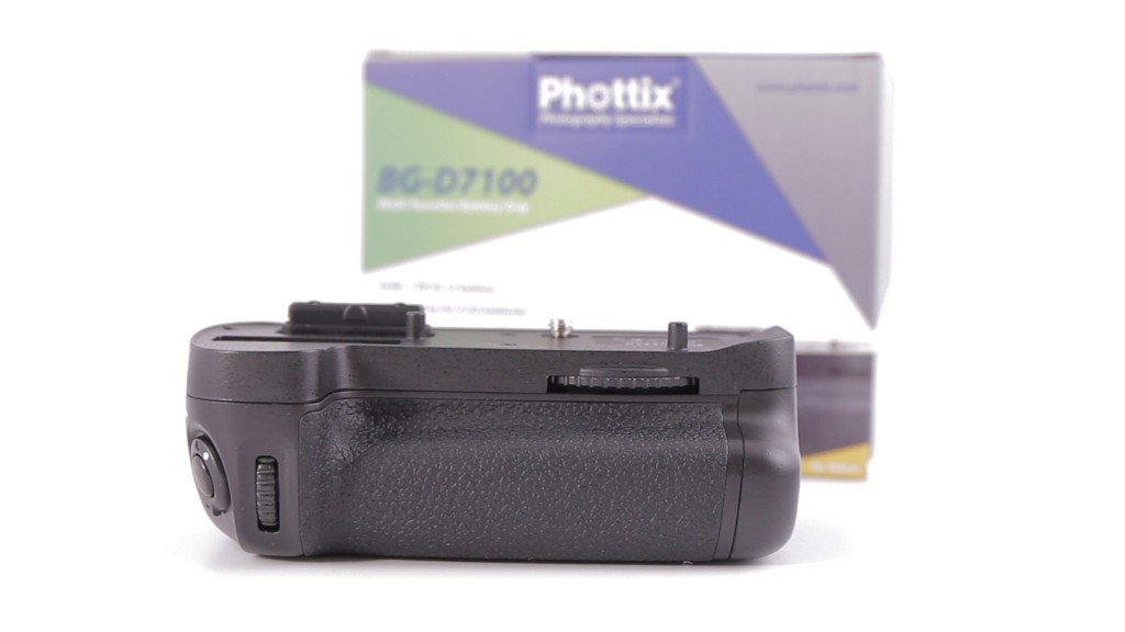 Phottix battery grip