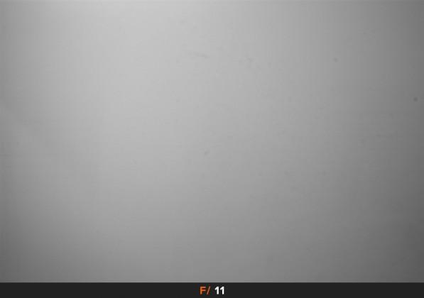 Vignettatura f/11 Samyang 14mm f/1.4