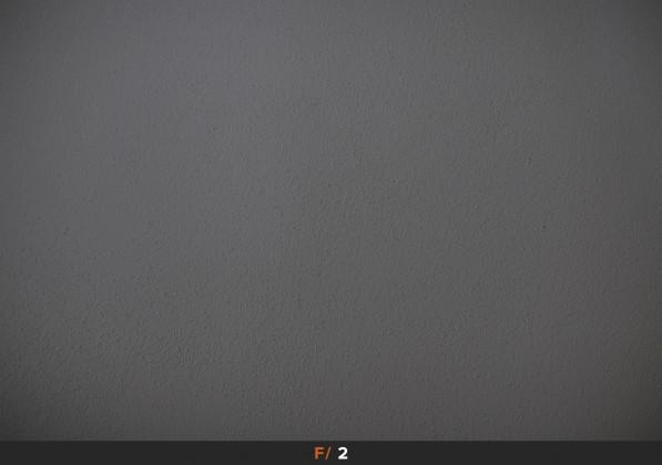 Vignettatura f/2 Canon 50mm f/1.2
