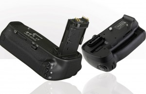 featured battery grip