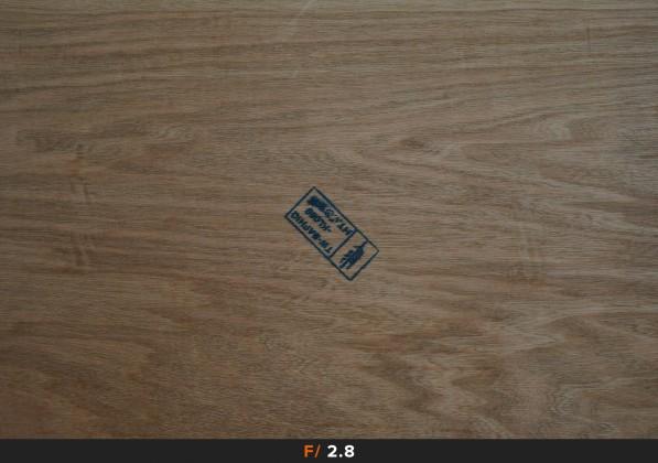 Nitidezza f/2.8 Sigma 50mm f/1.4 Art