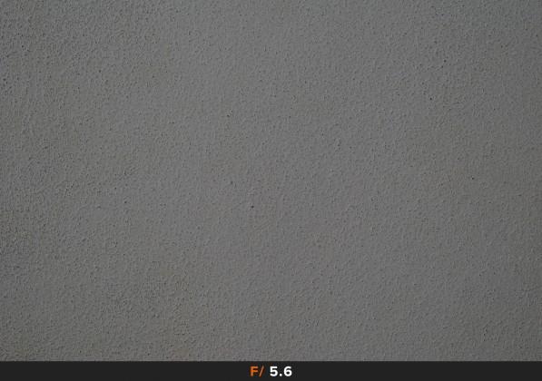Nitidezza f/5.6 Sigma 50mm f/1.4 Art