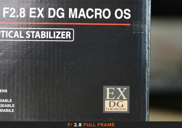 Aberrazioni f/2.8 sigma 105mm Full Frame Full Frame