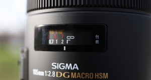 Featured Sigma 105mm MMacro