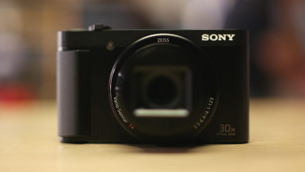Frontale Sony HX90