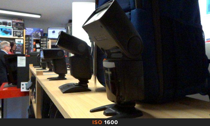 ISO 1600 Sony HX90