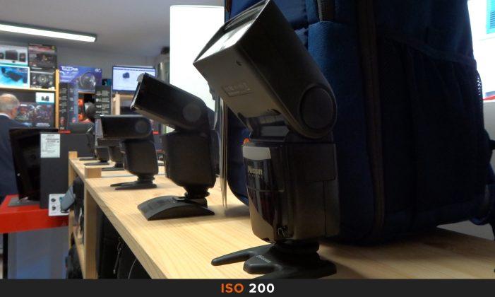 ISO 200 Sony HX90