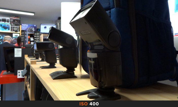 ISO 400 Sony HX90