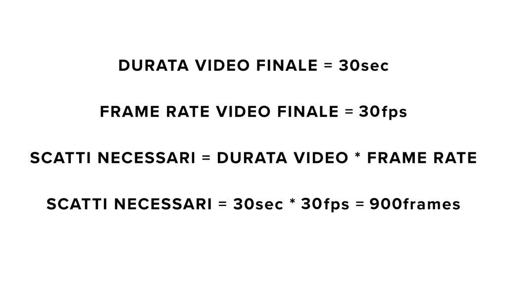 Istruzioni1 time lapse