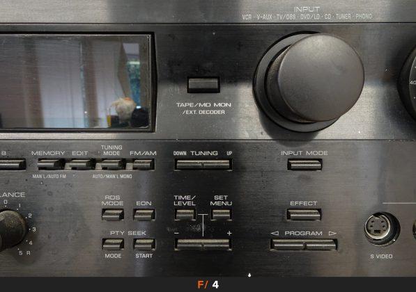 Nitidezza 24mm f/4 Sony HX90