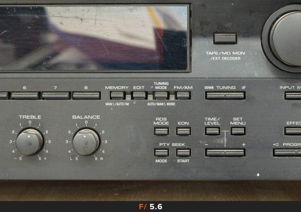 Nitidezza 500mm f/5.6 Sony HX90