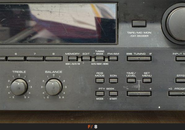 Nitidezza 500mm f/8 Sony HX90