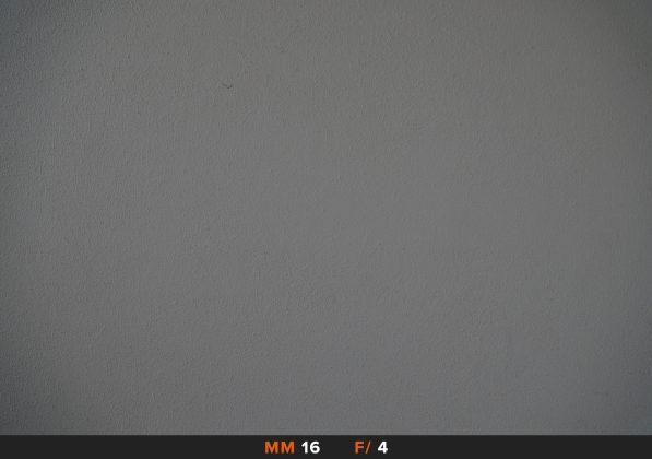 Vignettatura Sony 16-50mm 16mm f/4