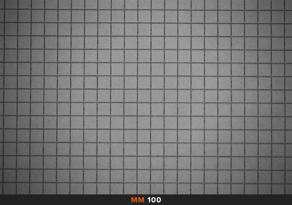 Distorsione 100mm Zeiss Milvus 100mm