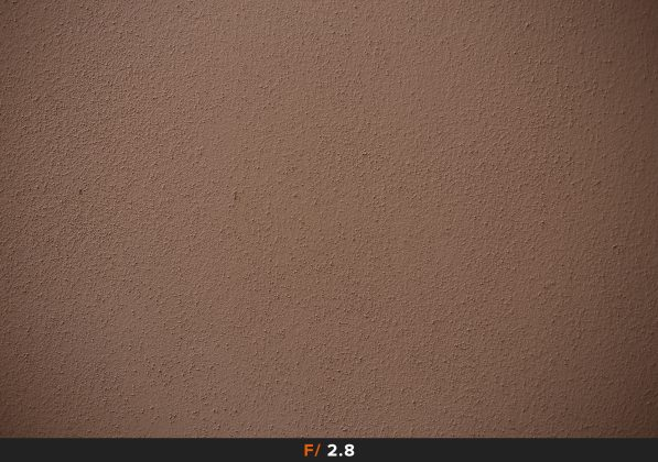 Vignettatura f2.8 Zeiss 50mm Makro Planar