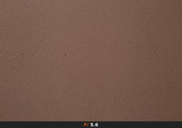 Vignettatura f5.6 Zeiss 50mm Makro Planar