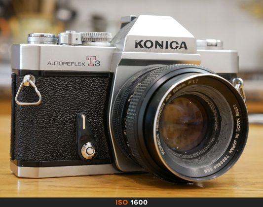 1600 Iso foto Panasonic GX80