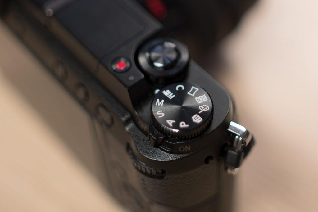 Ghiere Panasonic GX80