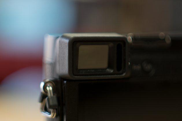 Mirino Panasonic GX80