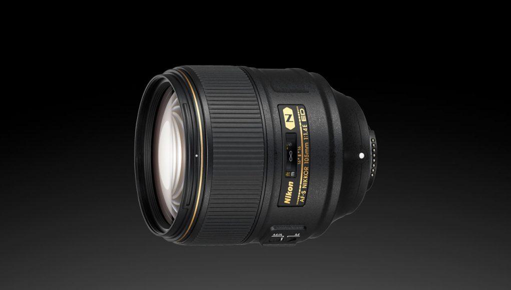 Nikon Annuncia il Nikkor 105mm f/1.4E ED