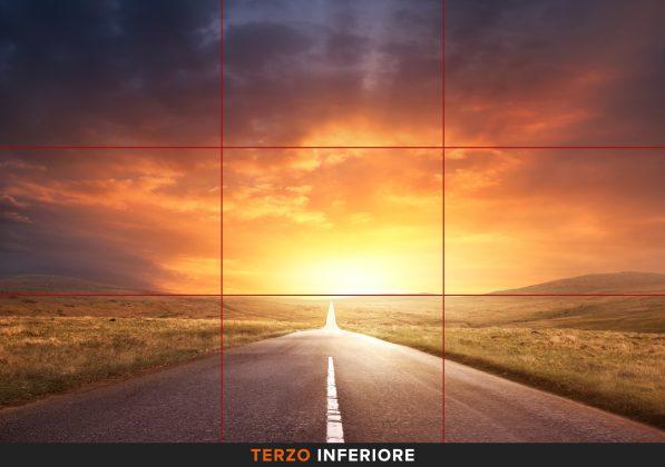 Terzo Inferiore fotografia Smartphone