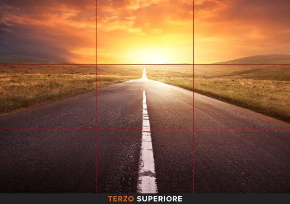 Terzo Superiore fotografia Smartphone