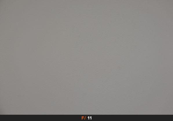 Vignettatura f11 Fuji 18-135mm