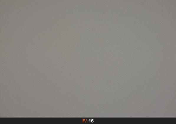 Vignettatura f16 Fuji 18-135mm