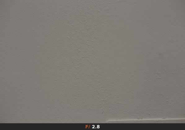 Vignettatura f/2.8 Zeiss Milvus 85mm