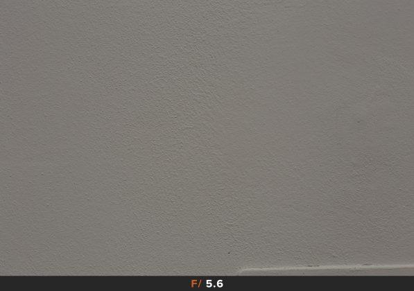 Vignettatura f/5.6 Zeiss Milvus 85mm