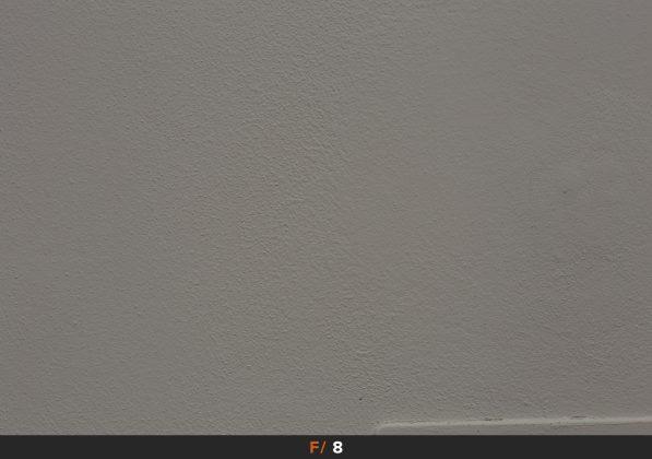 Vignettatura f/8 Zeiss Milvus 85mm