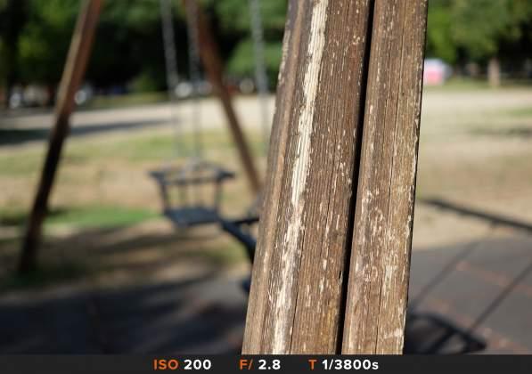 Bokeh 4 FujiFilm 27mm