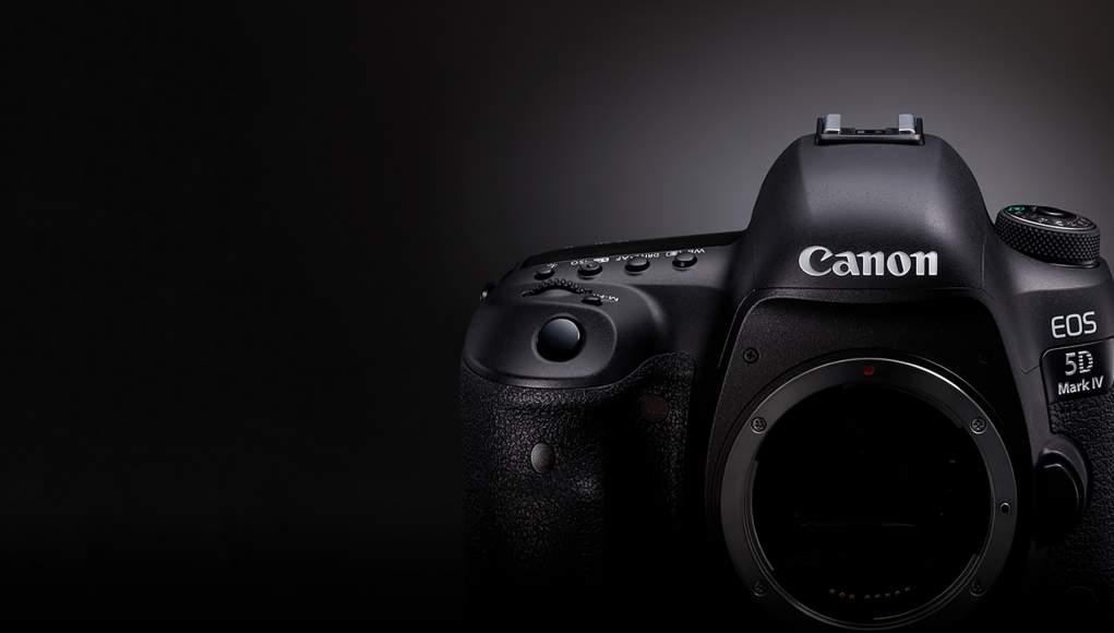 Canon 5D Mark IV - Annunciata Ufficialmente la Nuova Reflex