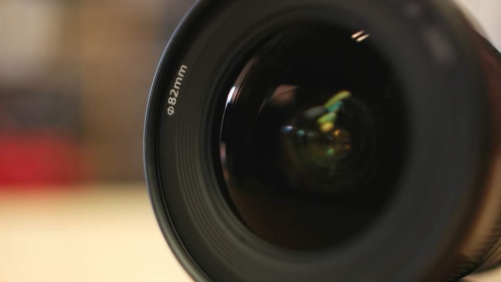 Dettaglio Filtro Canon 16-35mm