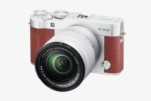 FujiFilm X-A3 generale