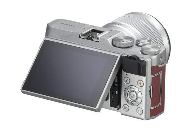 FujiFilm X-A3 retro