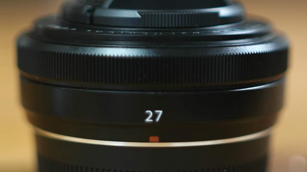 Generale Fuji 27mm