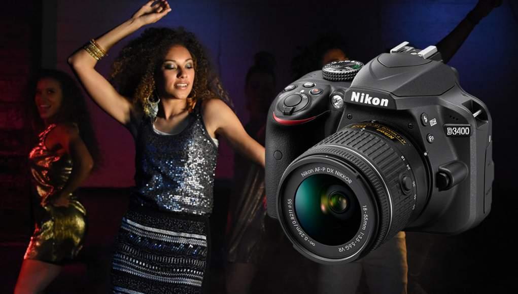 Nikon Annuncia la Nuova D3400 ed un 70-300mm DX