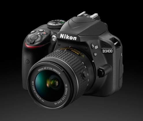Nikon D3400 Vista (2)