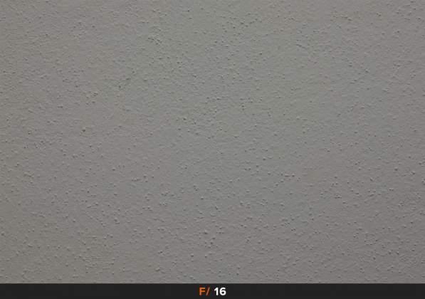Vignettatura 16 FujiFilm 27mm