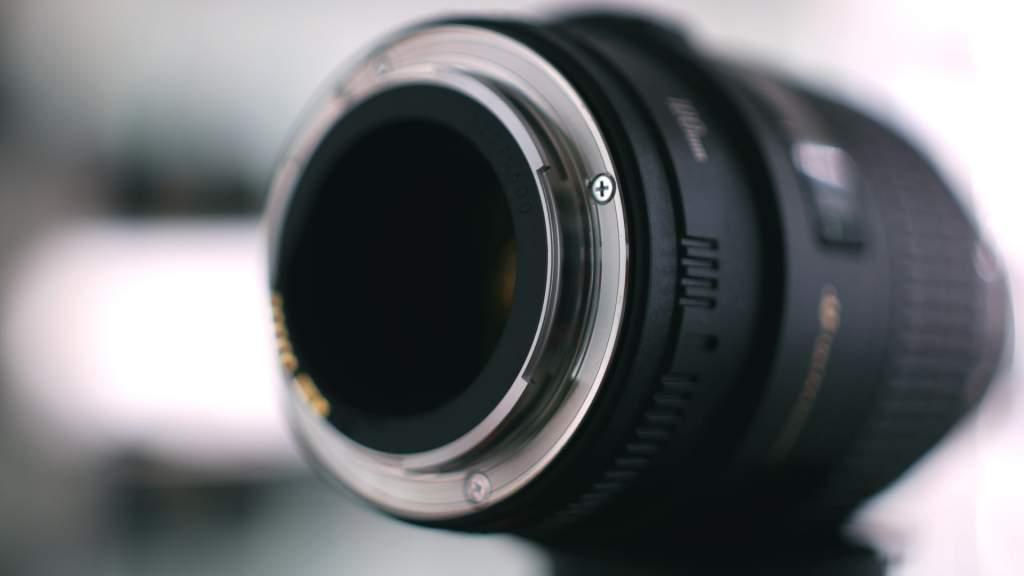 Baionetta Canon 100mm Usm