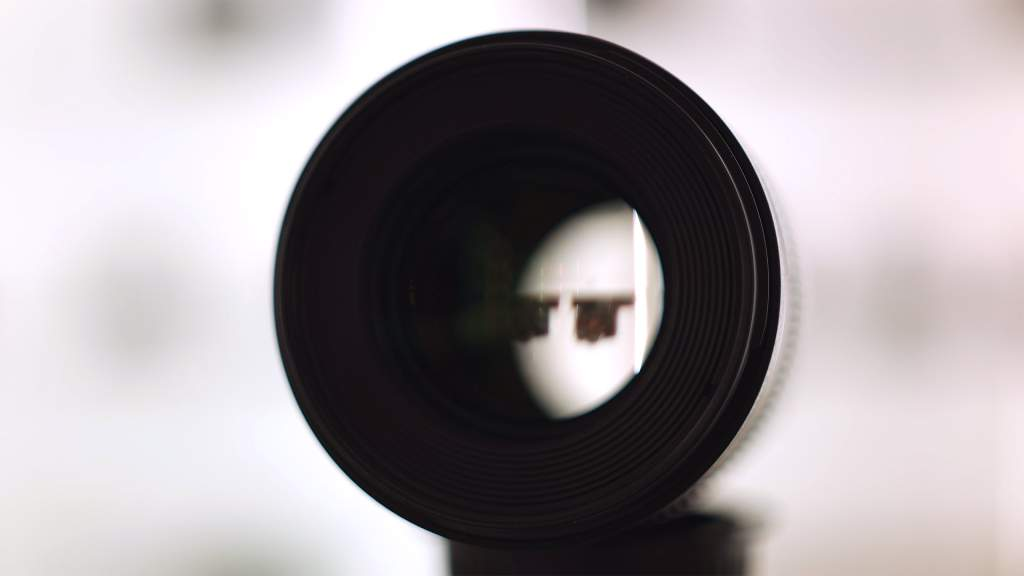Dettaglio Frontale Canon 100mm Macro